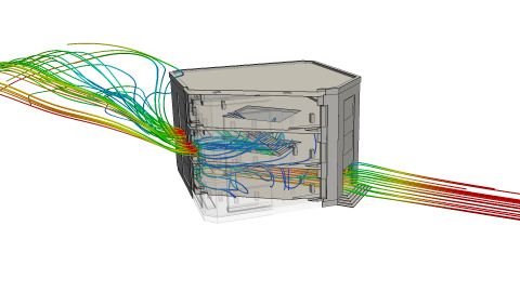 SimScale and McNeel joined forces to offer a free online training about the application of simulation in HVAC and AEC.