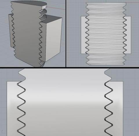 how to create large pdf in rhino windows