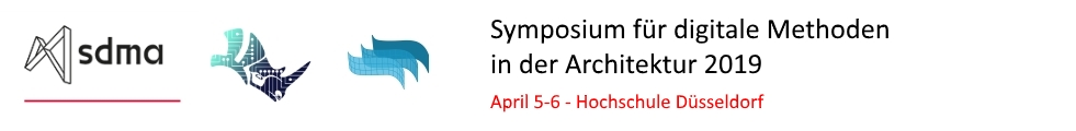 Symposium für digitale Methoden in der Architektur 2019