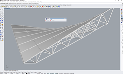 RFEM is a widely used 3D FEA software used in civil and mechanical engineering. It is compatible with many internationally used design codes.