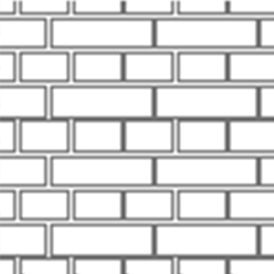 Flemish Bond Brickwork with Joints