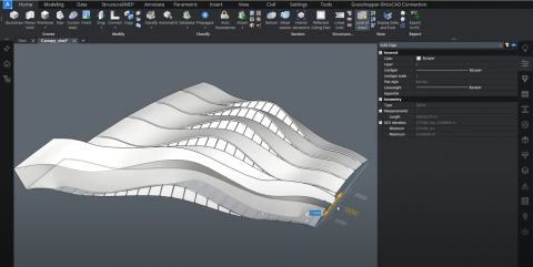 One end-to-end BIM workflow for design, construction documentation, and manufactured building products.