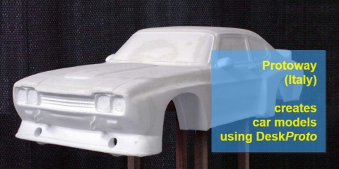 """The DeskProto CAM software offers """"CNC machining for non-machinists"""", both 2D and 3D."""