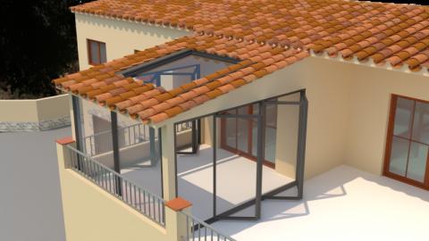 3D Roof