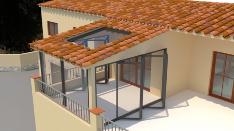 3D roof VArq. Version 3.78