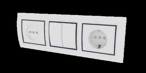 Switch, power switch, light switch