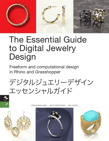 This book introduces the world of CAD Jewelry Design with the use of freeform and computational design within Rhino 3D and Grasshopper.