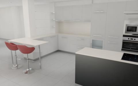 Worktop kitchen - Encimera de cocina