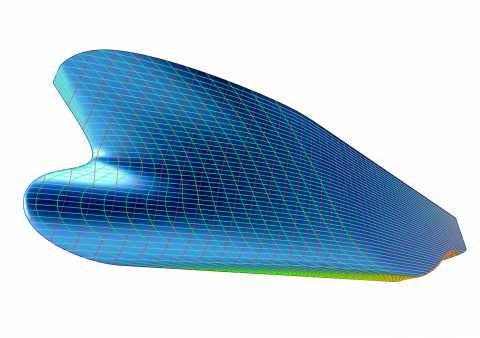 Learn modeling, fairing and reverse-engineering vessel hulls yourself with Rhino. This training teaches a versatile method for ships/ boats and yachts