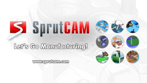 SprutCAM All-In-One Software For CNC Machines Programming