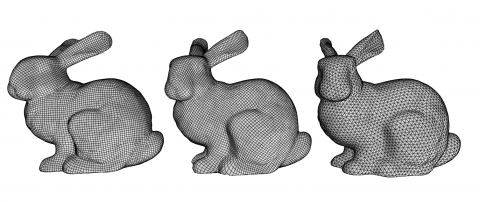 Ameba is a topology optimization tool based on the BESO method, which provides optimization for 2D and 3D geometrical models.