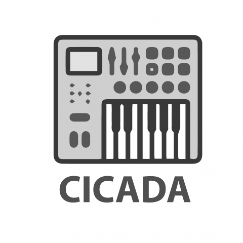 Cicada is an under developing Plugin in order to using grasshopper as a MIDI-Controller.