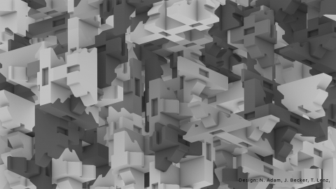 Discrete Design and Modular Aggregations with Grasshopper. Offers tools to quickly generate large aggregation of repetitive parts.