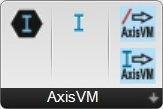 The AxisVM Export Grasshopper plugin enables creating structural models and exports them to AxisVM structural analysis and design software.