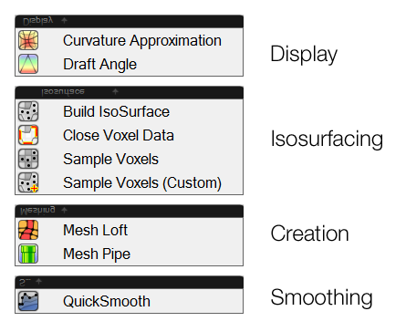 <p>Fast and simple mesh extensions for Grasshopper.</p>