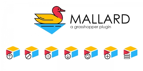 Mallard is a Plugin to connect Grasshopper to Airtable.