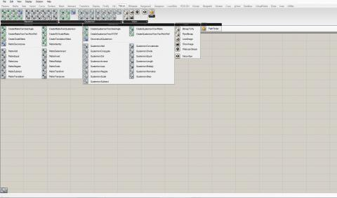 Falcon is a plugin mainly for marker detection, Quaternion, Matrix calculation.