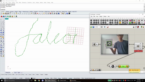 Falcon is a plugin mainly for marker detection, Quaternion, Matrix calculation.