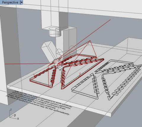 Tools for the design of freeform Timber Plate Structures (TPS)
