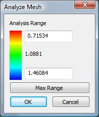 Display the results of analysis in Rhino.