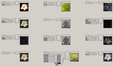 A grasshopper library for the creation and editing of bitmaps.