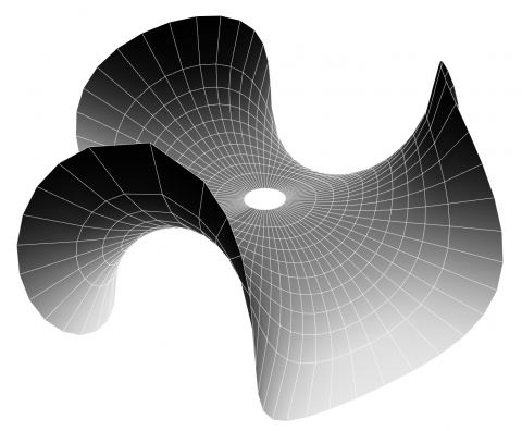 GeoDex is a collection of around 150 curve, surface, and volume equation plots.