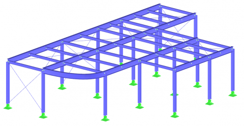 This Plug-In enables an interoperability between the finite element software Dlubal RFEM and Grasshopper through the RFCOM API.