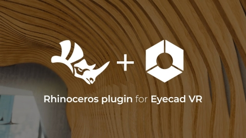 This app allows you to import your scene inside eyecad VR with just a click and create awesome still images and ArchViz walk in a few seconds.