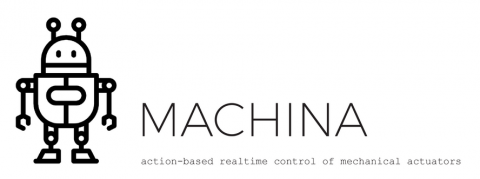 Machina is a simple and intuitive Grasshopper plug-in for real-time robot programming and control.