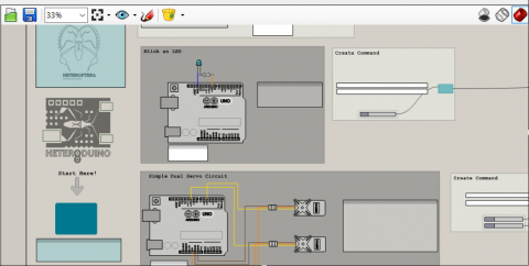 A simple plug-in adding to Heteroptera plug-in, using for interacting with Arduino boards.