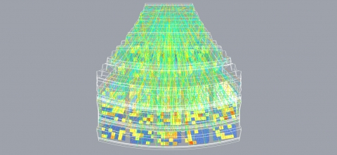 Snail is a geometric acoustic ray simulation tool.
