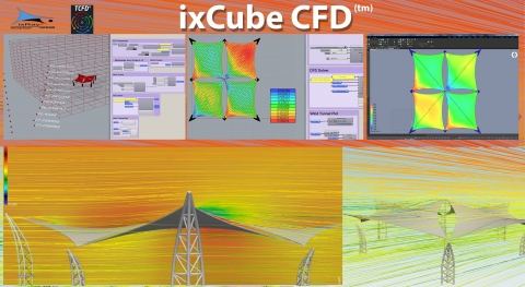 Wind Tunnel CFD