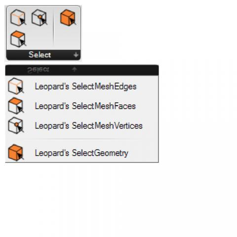 <p>Leopard is an open source mesh processing solution for grasshopper.</p>