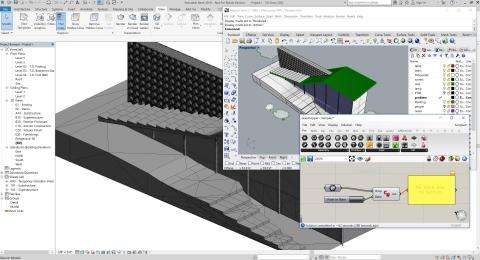 Rhino as an Autodesk® Revit® Addin