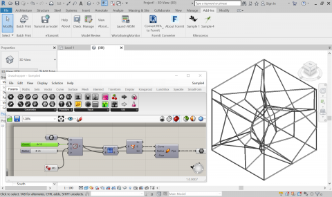 Rhino as an Autodesk® Revit® Addin