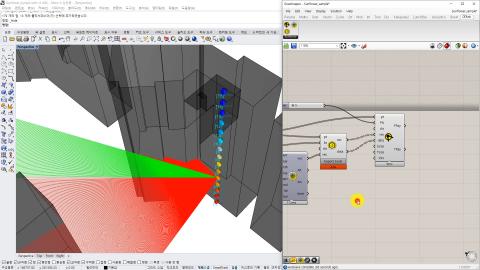 Solar simulation for architects