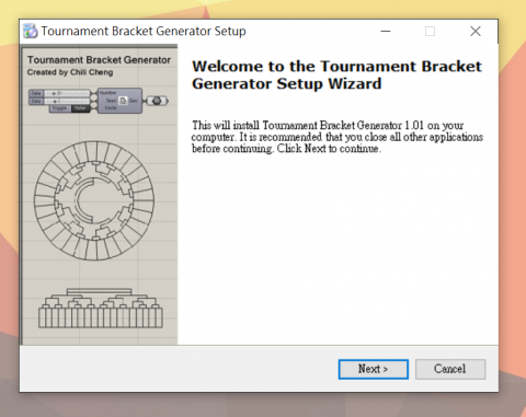 A simple Tournament Bracket Generator.