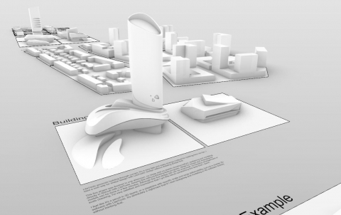 A easy and handy BIM tool for Architecture and Urban design focus on early design stage.