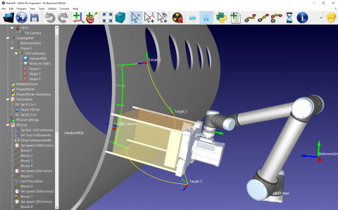 Simulate and Program any industrial robot with RoboDK. More than 30 robot manufacturers supported, such as ABB, Denso, KUKA, Fanuc, UR, Yaskawa, ...