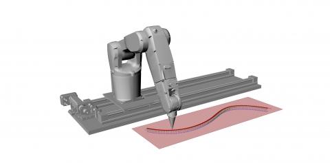A Grasshopper plugin for intuitive robot programming