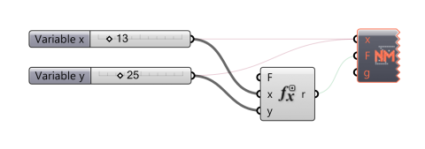 An optimisation component ideal for computationally expensive scripts. The optimisation is based on the Nelder-Mead algorithm.
