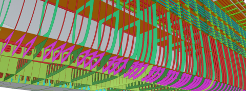 <p>Parametric Ship Structural Design</p>