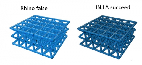 IN.LA provides a Boolean and mesh way in Rhino Grasshopper for microstructure to 3D print.