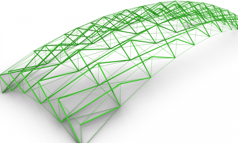 TIE ( Tensegrity Integration Element) for Rhino is a tool to design tensegrity structure system.