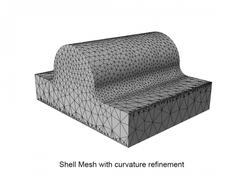 Finite element meshing plugin for Grasshopper built on a half-facet data-structure supporting non-manifold meshes and mixed-dimensionalities.