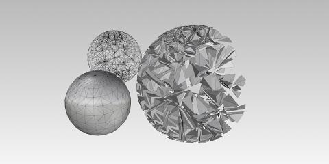 Tetrino (or TetRhino) is a .NET wrapper for the TetGen mesh tetrahedralization program.