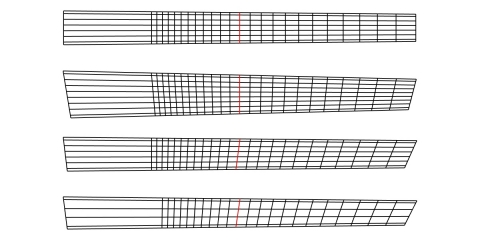 Songbird is a free to use parametric Multiscale Fretboard Generator for Rhino.