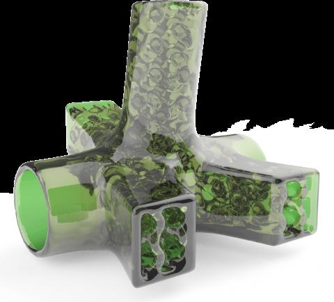 Volumetric Modelling components for Grasshopper.