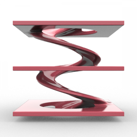 Volumetric Modeling with signed distance functions (SDF) for Grasshopper.