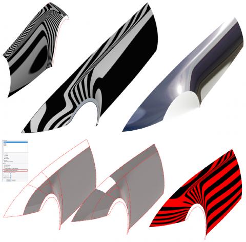 xnurbs.com Revolutionary NURBS software xNURBS Rhino Plugin V5 is available